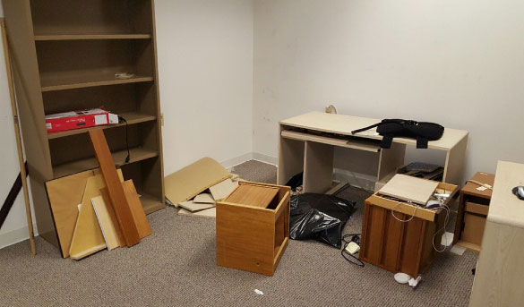 Office Furniture Removal Services